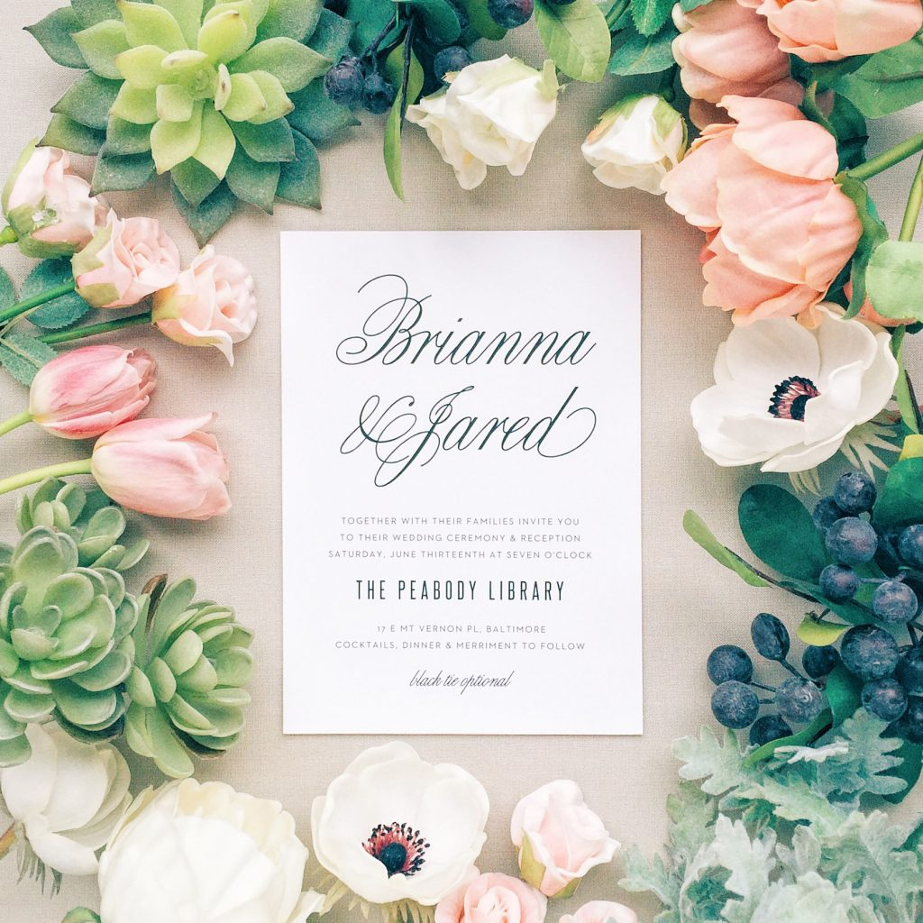 you got your awesome engagement pictures back and you are itching to get that save the date postcard out and what about the bridal shower invites your