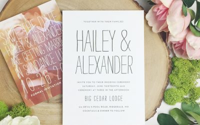 Save-The-Dates | Wedding Invitations | Bridal Shower Invites