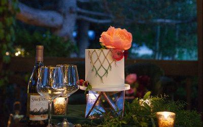 Sawtooth Winery Wedding