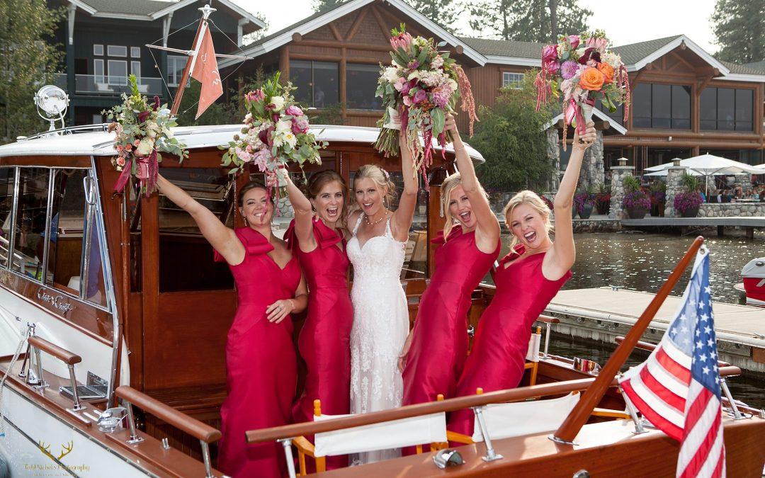 Shore Lodge + Brundage Mountain Wedding | Bree + Jeff