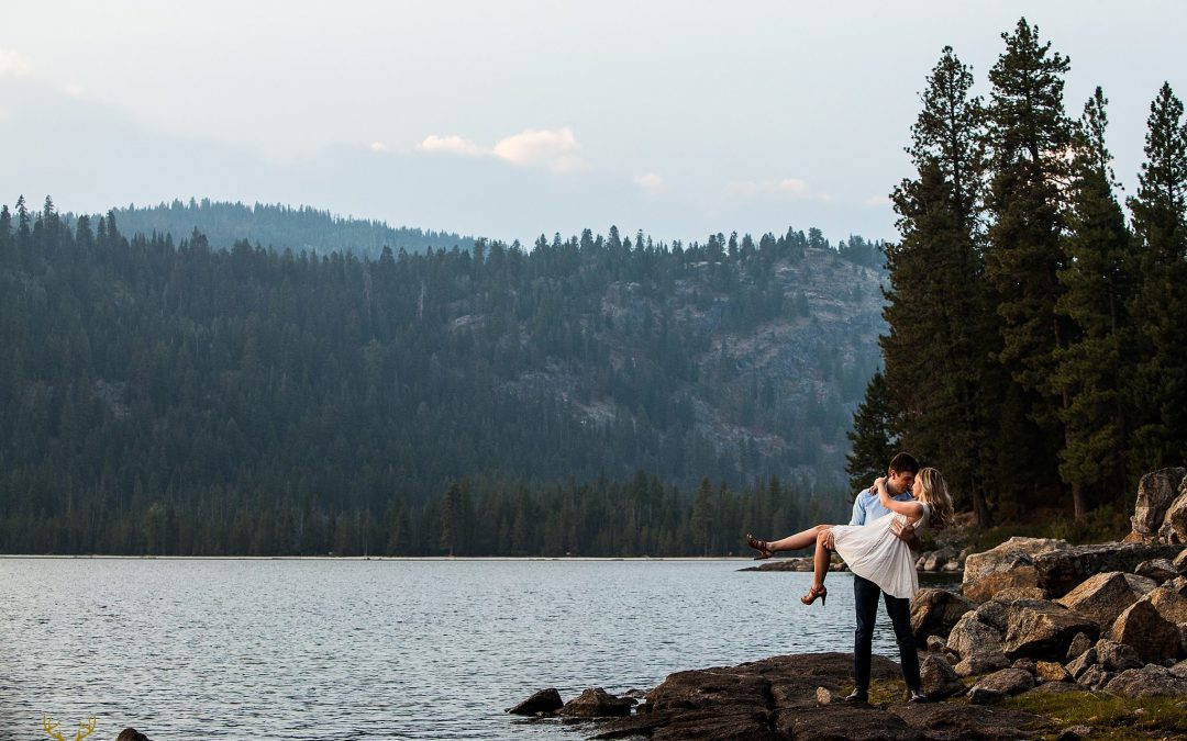 McCall Engagement Session