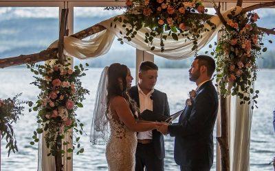 Kelly + Alex | Shore Lodge Wedding