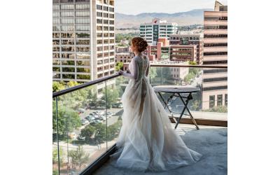 Corrie DeRuyter +Tom Swartz // Boise Wedding // Bodo Lofts // St. Johns Cathedral // Boise Center