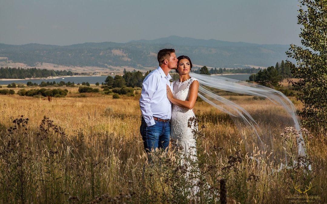 McCall Wedding and Portrait  Photographers | Tamarack Resort Wedding | Kristen + Quade