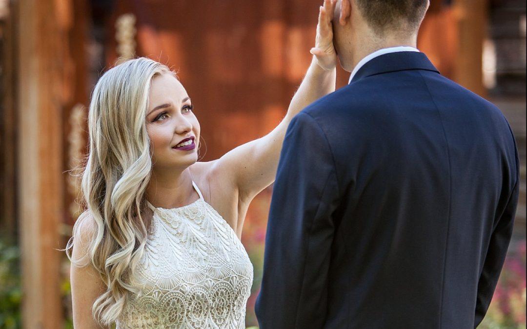 Boise Wedding and Portrait Photographer | 4th Street Gardens | Sierra + Jacob