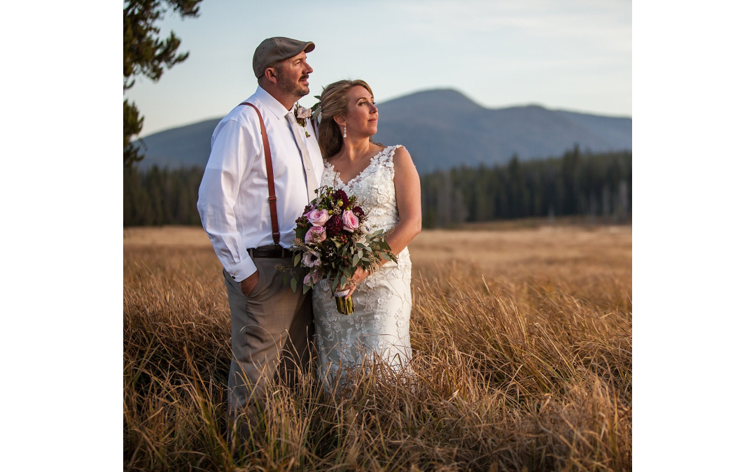 McCall Wedding Photographer | Burgdorf Hot Springs Wedding | Kerry + Jeff