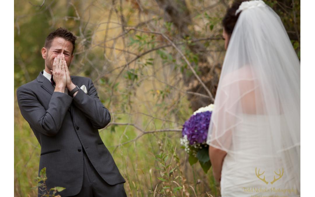 Boise Wedding and Portrait Photographer | Barber Park Wedding | Keitan + Brad