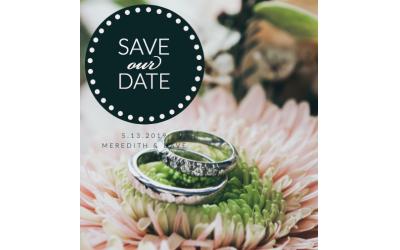 D-I-Y Wedding Invitations